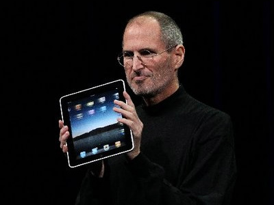 Peluncuran Apple iPad